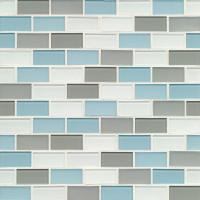 Glass Mosaic Tiles Tile