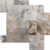 Travertine Versailles Pattern French