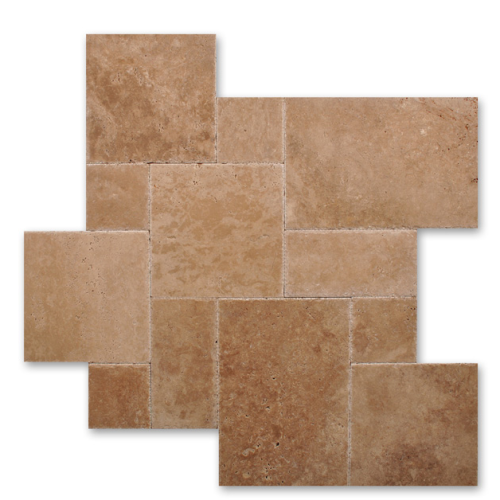 walnut_versailles_pattern__Brushed and Chiseled