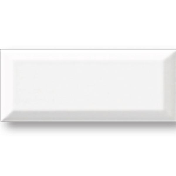 White Ice 4x10 Beveled Tile