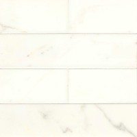 Calacatta Polished 3x12 marble
