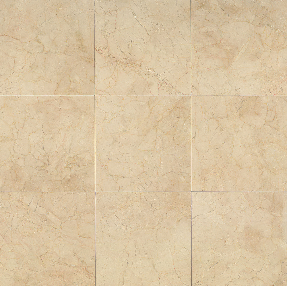 Crema Marfil Polished 12x12 Marble Tigard Carpet Amp Tigard Flooring
