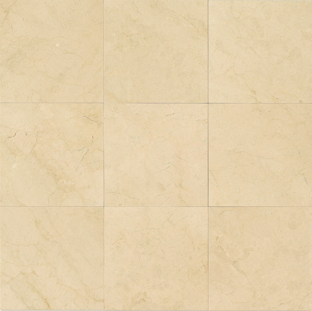Crema Marfil Select Honed 12x12 Marble Tigard Carpet Amp Tigard
