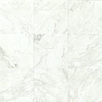 Calacatta HONED 18x18 Tile